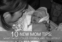 Motherhood Tips for New Moms / This board is a collection of a guaranteed and useful tips for new mothers. Please share