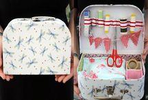 ♥ My magic sewing box   ♥