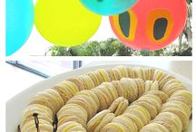 toddler parties / by Christina and family