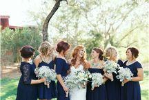 Bridesmaids dresses ideas / Dresses