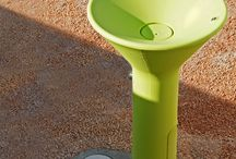 DRINKING FOUNTAINS / DRINKING FOUNTAINS