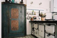 Where to prepare Dinner! / Kitchens with style