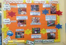 Characteristics of effect learning