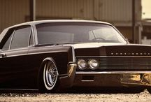 Modified Lincoln Continental (4th generation) / Modified Lincoln Continental (4th generation)