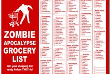Zombie Survival  / Everything you need to survive zombies!