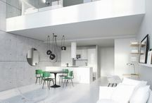 modern home