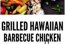 food - hawaiian