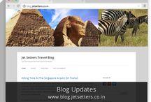 Jet Setters / Website Design & Digital Marketing