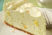 Pineapple Cheesecake & Other Yummies