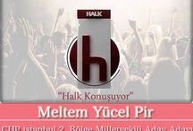 HER SABAH, HALK TV RADYO'dayız ! / HER SABAH, HALK TV RADYO'dayız !  Ülkemizin sorunlarını, çözüm önerilerimizi, projeleri konuşacağız, tartışacağız. Katılımınızı ve desteğinizi bekliyorum...  www.meltemyucelpir.com  #meltemyucelpir #chp #chpistanbul