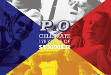 P&O celebrate 175 years of summer.