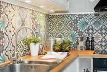 Our Kitchen Tiles Imprints