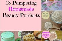 Pamper yourself! / by Maggie Clawson