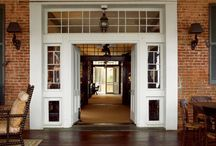 Farmhouse Entryways