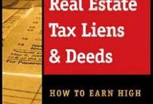 Tax Lien & Tax Deed Investing / Investing in Tax Lien and Tax Deed