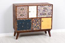 Mueble auxiliar / Muebles para cualquier espacio con estilo
