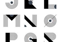 Typografie, grafika, počítač, kresby, techniky