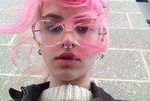 Cabelíneos Amorzíneos / Diversos tipos de cabelos e cores para inspirar a galera.