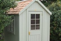 Shed colours