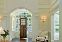 Entry-Foyer-Hallway / by Natasa V