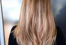 Hiukset inspiraatiota