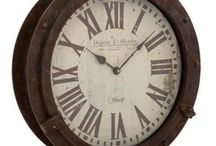 Clocks / A selection of clocks available at www.oscarsboutique.co.uk