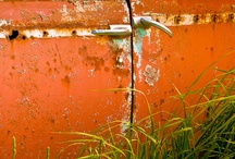 Orange / Bildersammlung