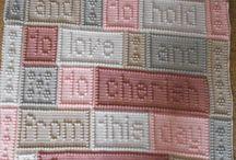 wedding crochet afgans