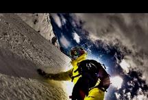 Snowboarding / Long story short....Shits fun!  / by Nancy