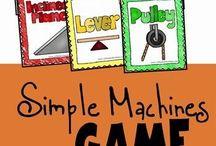 Preschool tools and machines