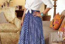 for long skirt