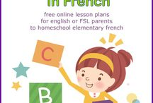 Homeschooling French