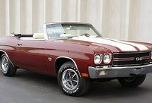Muscle cars / Lots of cars