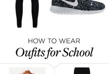 outfits to school