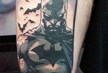 Tattoo comic