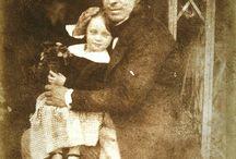 vintage parent and child