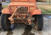 Jeep Pics / by Denia Mayberry