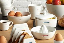 Tableware: practical dishes