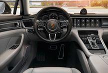 Porsche Connect / El nuevo Porsche Panamera, Porsche incorpora un novedoso sistema de información y entretenimiento junto a la generación más reciente del Porsche Communication Management.