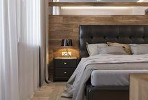 Уютная наша спальня