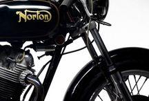 Classic Motorcycles / Classic British Bikes.