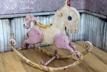 ~ ROCKING HORSE ~