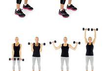 ejercicios de espalda y hombros
