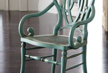 Chairs & Woodwork / Chairs and fancy woodwork in furniture, houses etc.