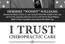 Medal of Honor Ad Campaign / The F4CP has created a brand-new ad campaign featuring Medal of Honor recipients who trust their health to chiropractic care.