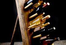 vino espositore