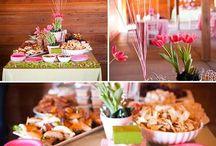 Kajsa's Party Ideas / by Crystal Call Sherman