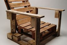 Pallets  / Things to do with pallets / by Tammy Groff
