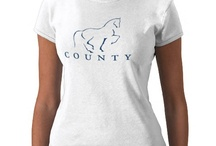 County Saddlery Tshirts
