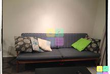 Tecidos para sofás